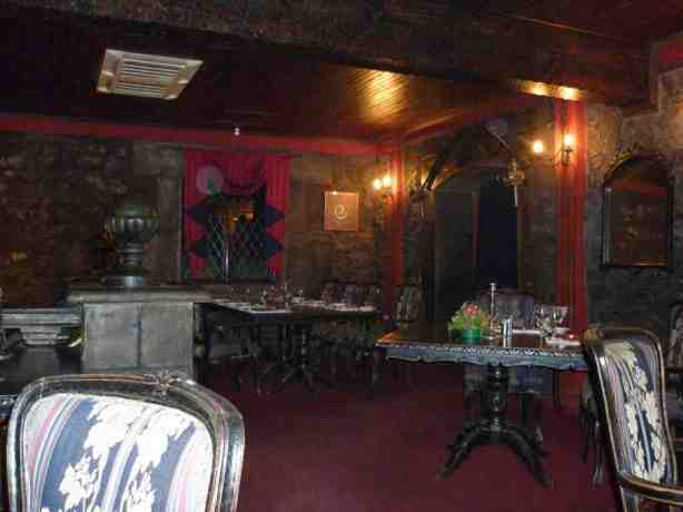 Nesbitt Castle Dining Room