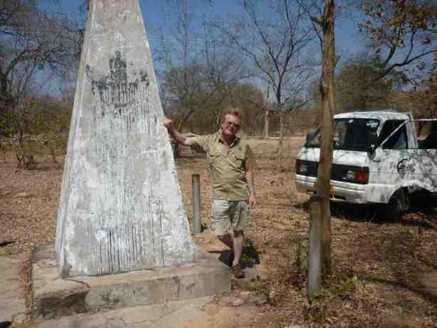 Allan Wilson Memorial Shangani Patrol