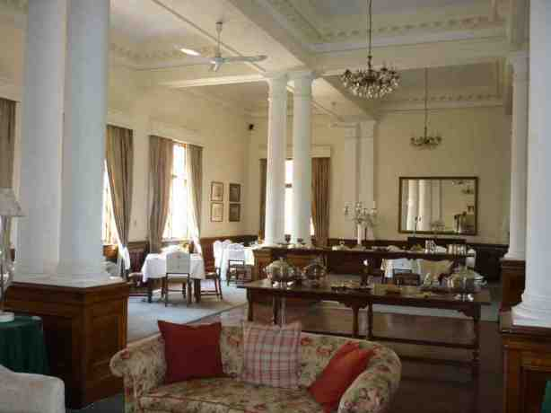The Bulawayo Club Dining Room Amalinda Group