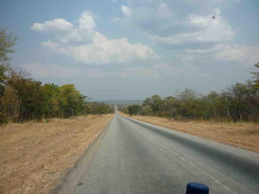 Chizarira National Park Gokwe Road