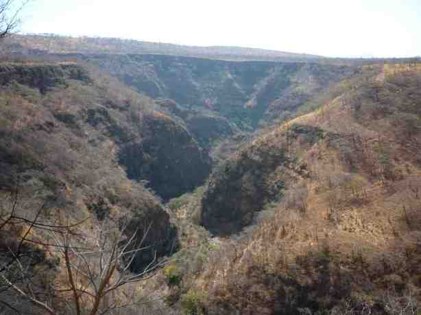 Mucheni Gorge Chizarira
