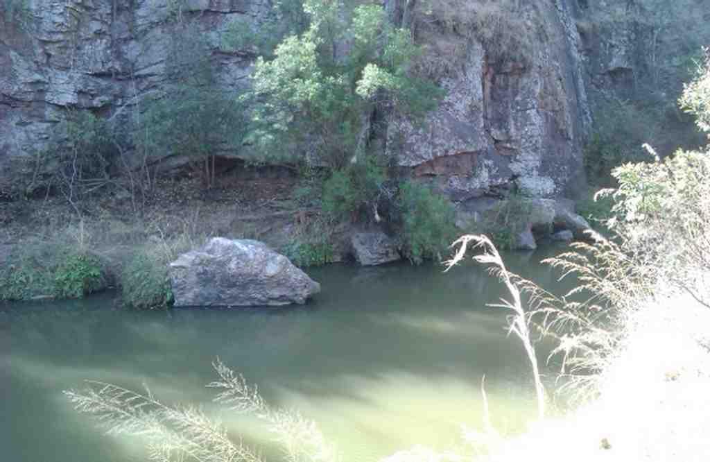 Kaswiswi River Chizarira