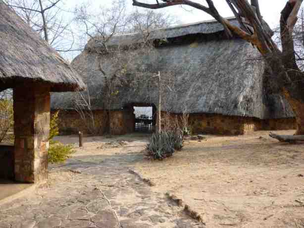 Chizarira Lodge