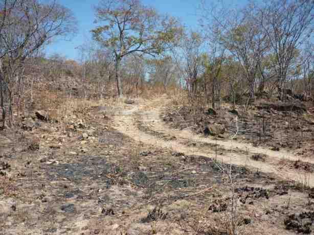 Chizarira road