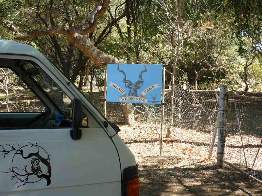Shashi Wilderness Camp - Tuli Circle