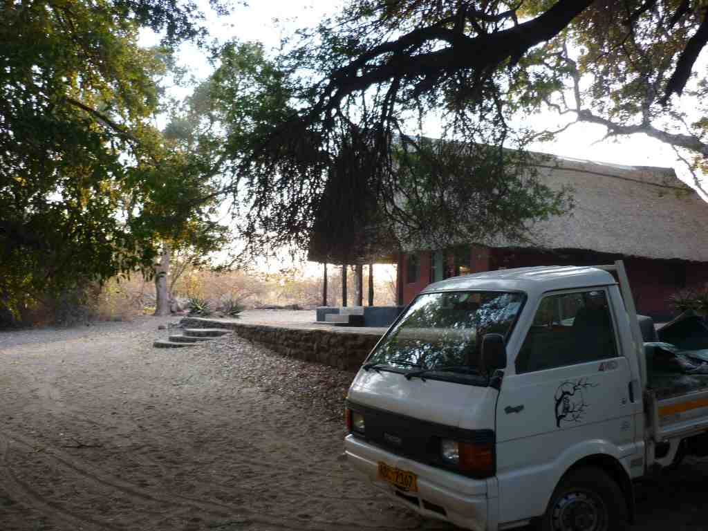 Shashi Wilderness Camp Tuli Circle