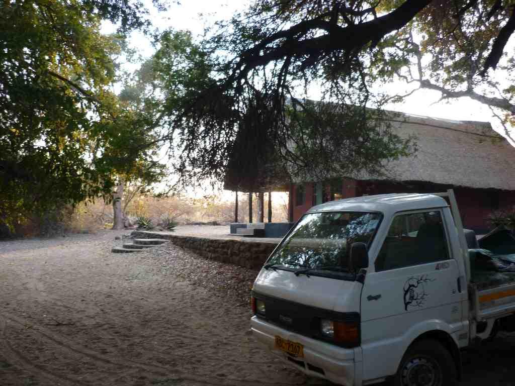 Shashi Wilderness Camp Tuli Circle