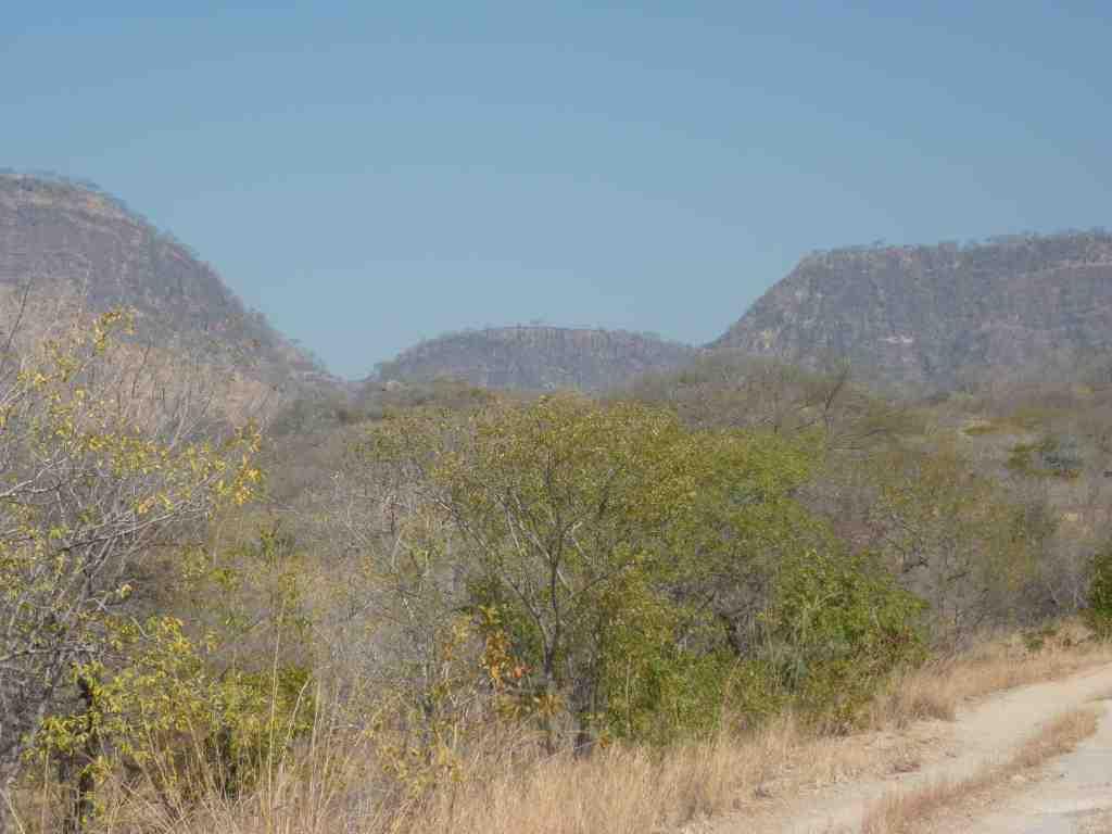 Chizarira Hills