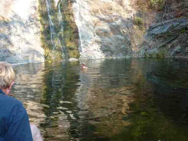Sowe Falls Mavuradonha Wilderness