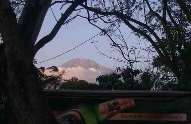 Mount Meru, Arusha, Tanzania