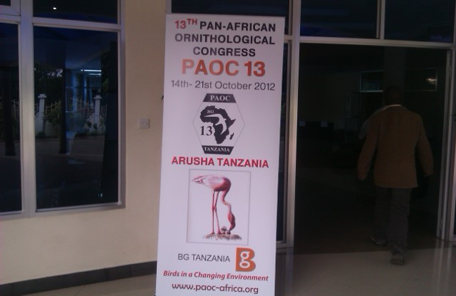 Pan-African Ornithological Conference