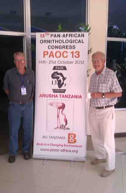 Pan African Ornithological Conference