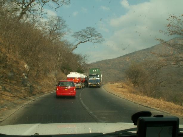 Tanzanian Highway