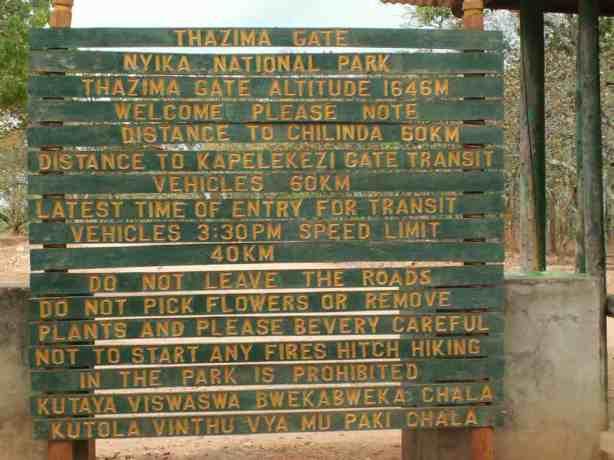 Thazima Gate