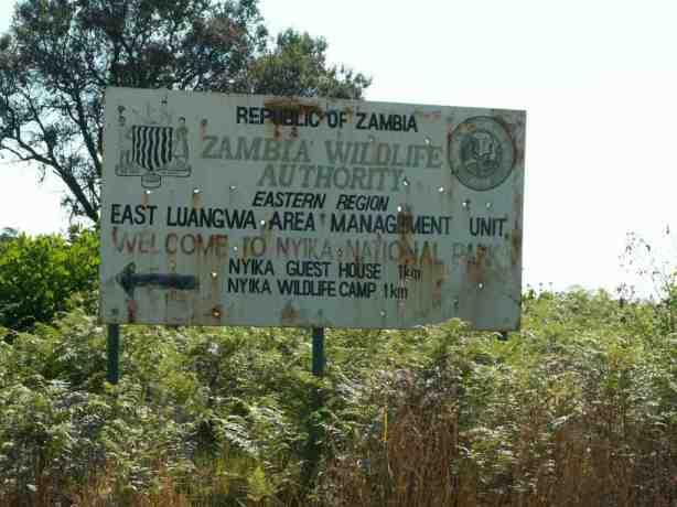 Zambia Nyika