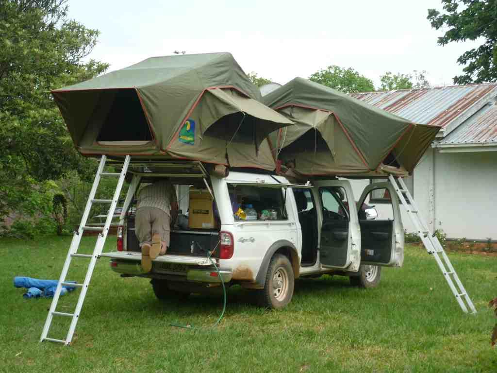 Katiyo tents