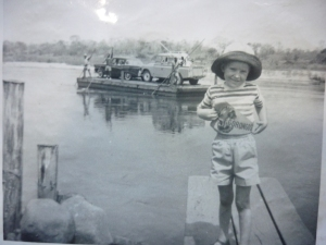 Pungwe Pontoon 1959