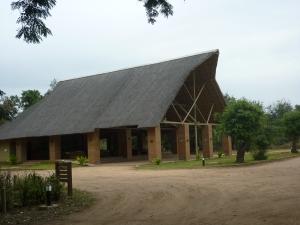 Reception at Chitengo