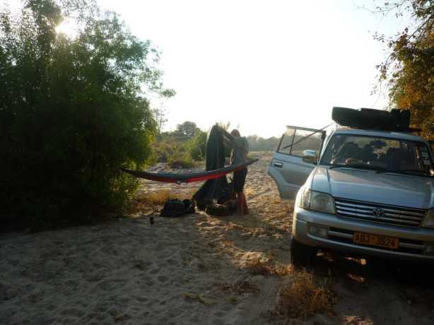 Gubu River Hammock