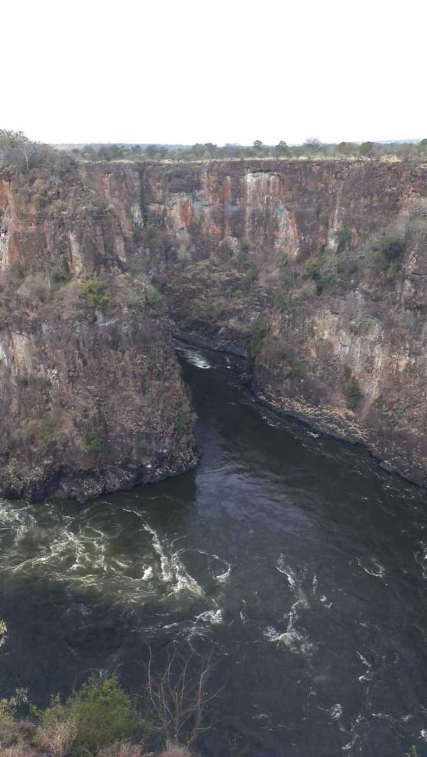 Vic Falls Gorge