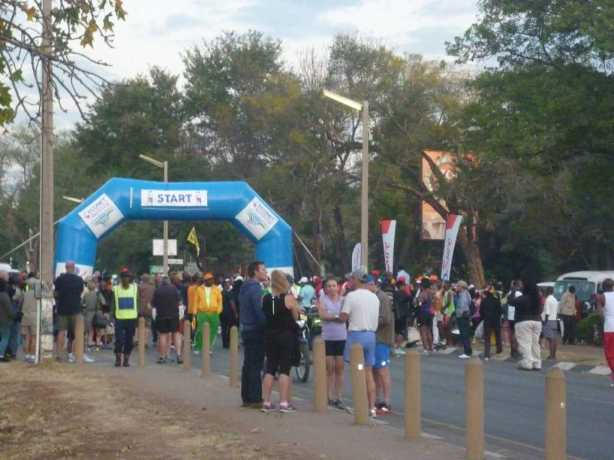 Vic Falls Marathon