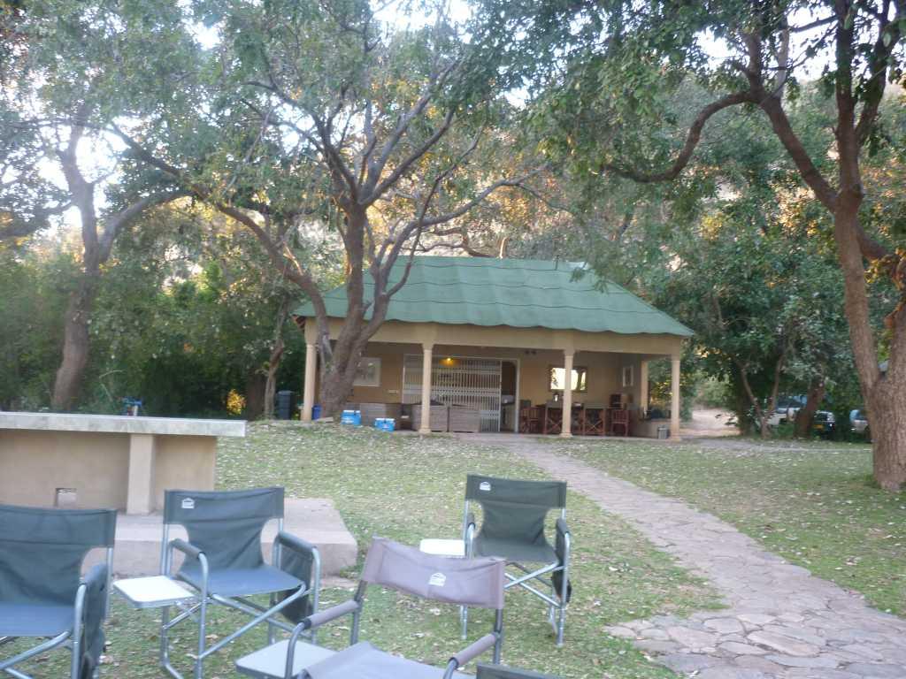 Nyamoumba Lodge