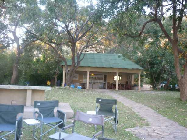 Nyamoumba Lodge