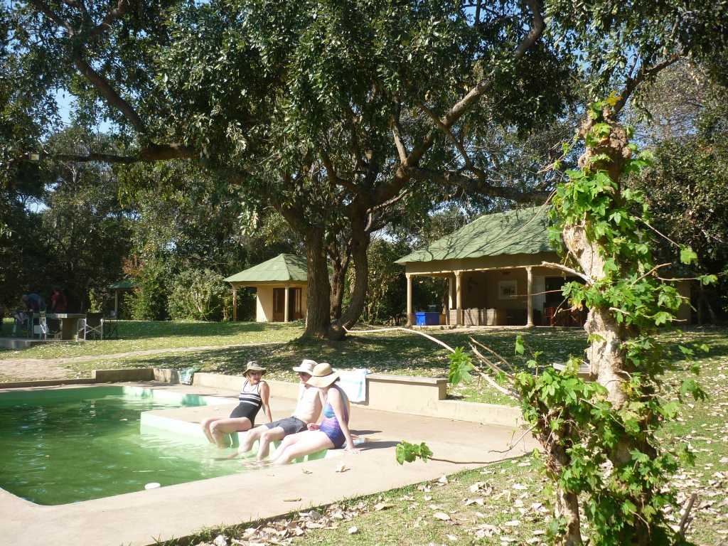 Nyamoumba Lodge Pool