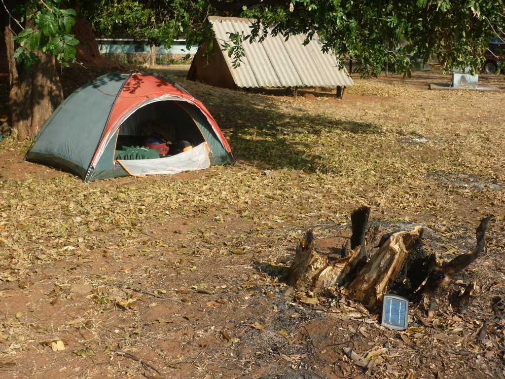 Tashinga camp site